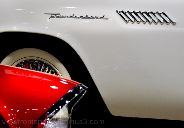 red white and tbird