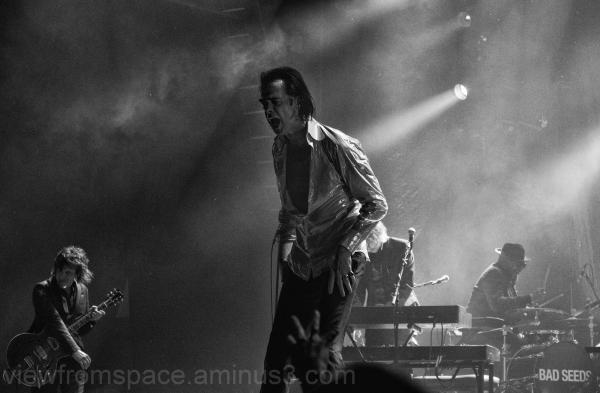Osheaga Festival Montreal Canada Nick Cave Bad See