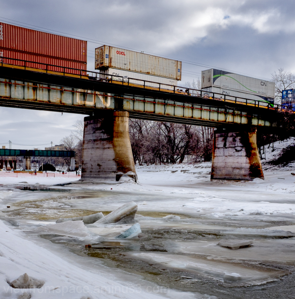 thin ice assiniboine river winnipeg