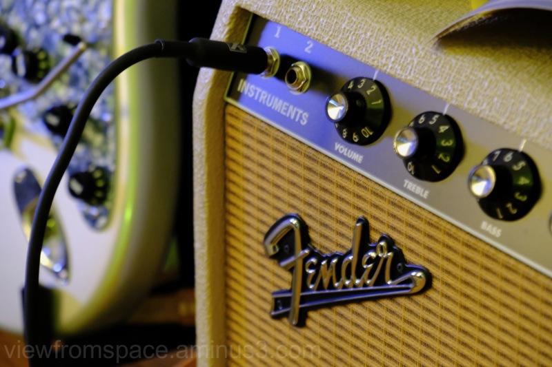 instruments fender