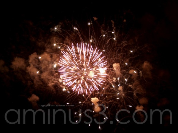 Malaysia International Fireworks Competition 2007