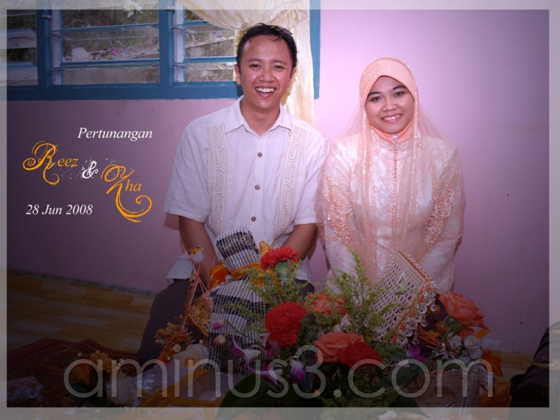 Reez & Zha's Engagement Day