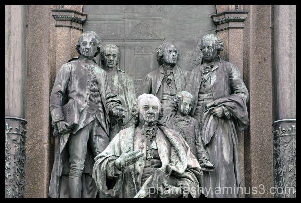 Maria Theresia (detail)