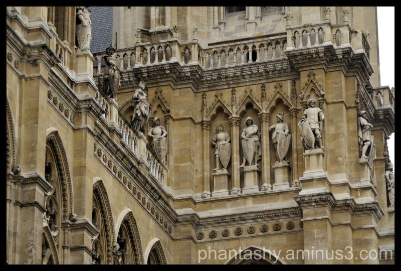The city hall - Wien, Austria