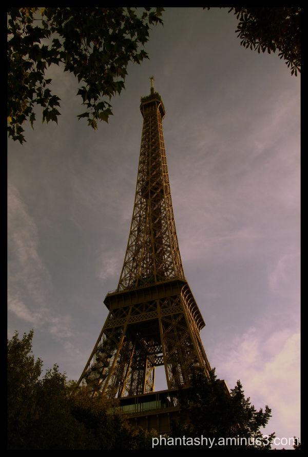 The Eiffel Tower #2 - Paris, France
