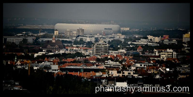 Allianz Arena - Munchen, Germany