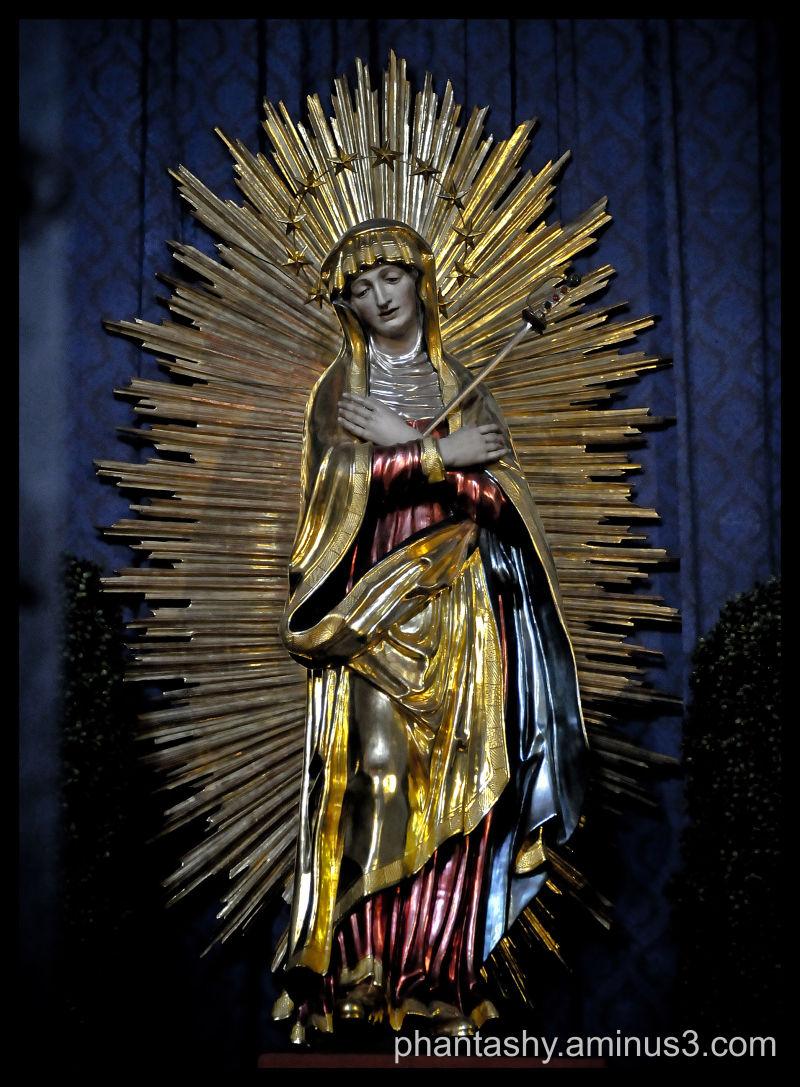 Virgin Mary - Munchen, germany