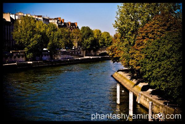 Seine - Paris, France