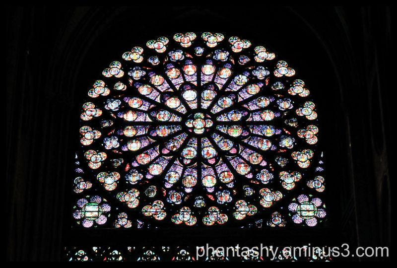 Cathédrale Notre Dame de Paris(detail #2), France