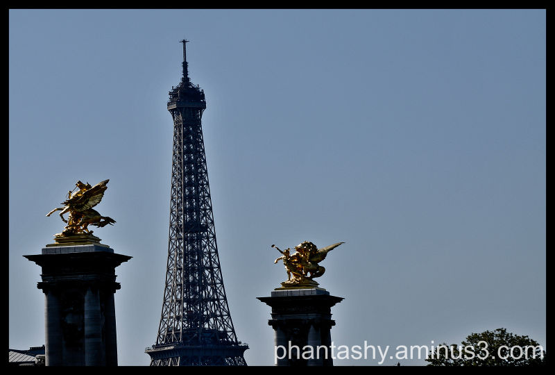 On the old streets of Paris #2