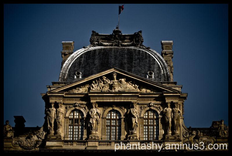 Musee du Louvre - Paris, France