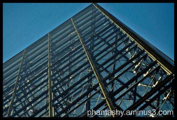 Pyramid - Paris, France