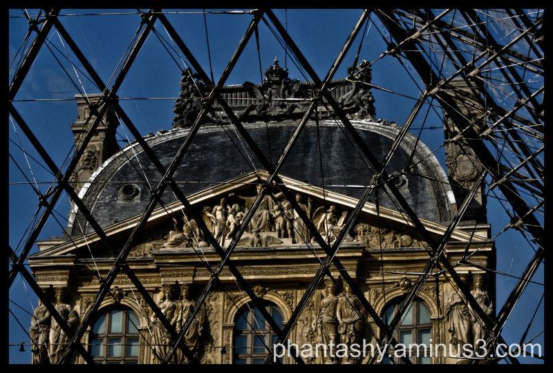 Pyramid #2 - Paris, France