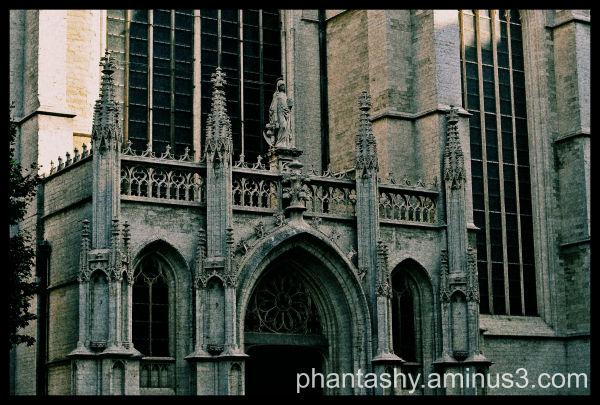 gudule bruxelles belgium