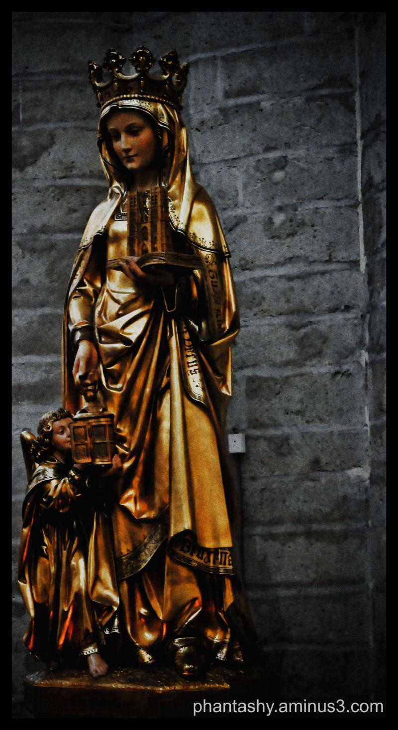 belgium bruxelles gudule