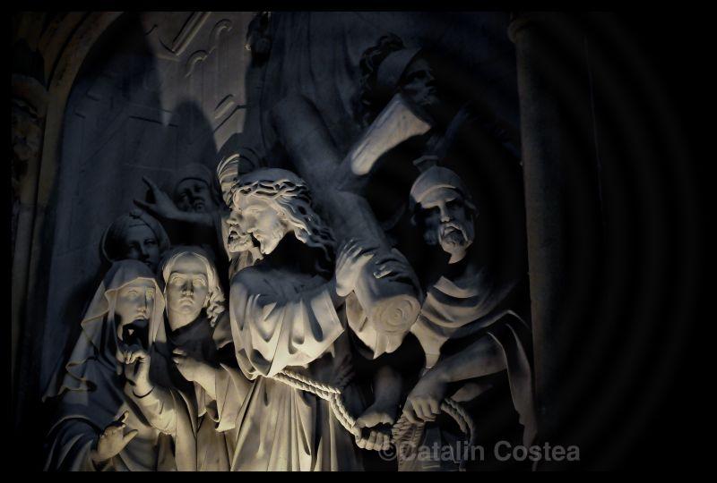 Cathédrale des SS Michel et Gudule Bruxellis In#8