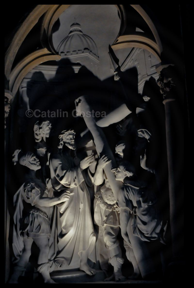 Cathédrale des SS Michel et Gudule Bruxellis In#10