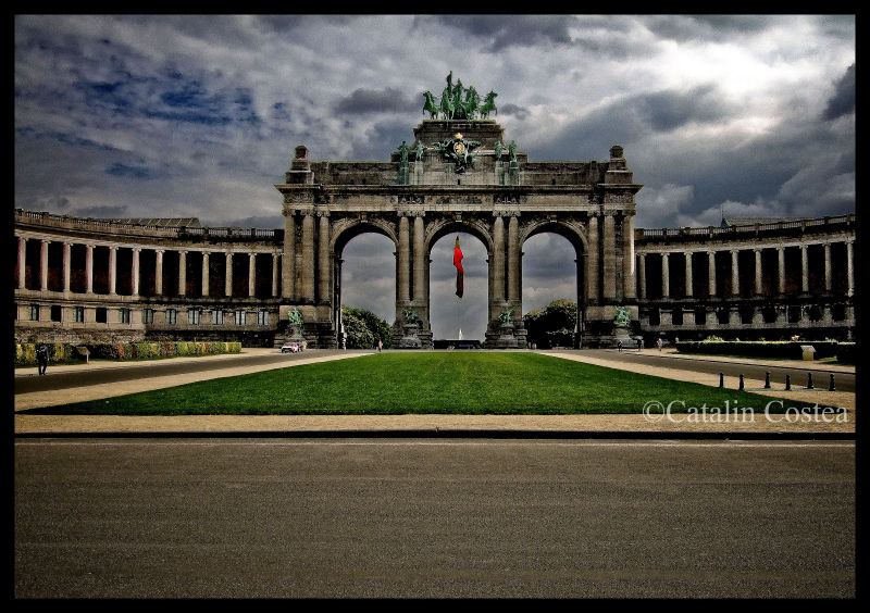 The Gate - Bruxelles, Belgium