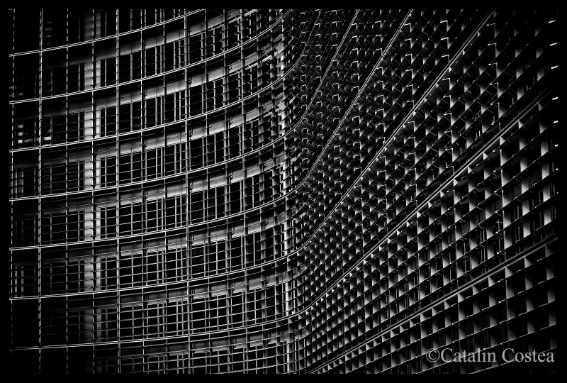 The building - Bruxelles, Belgium