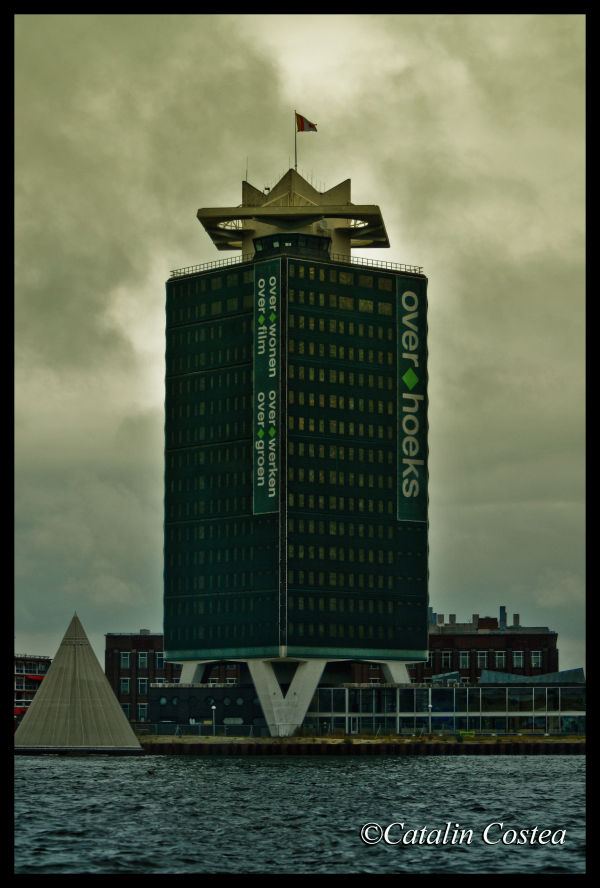 Shell Tower - Amsterdam, Netherlands