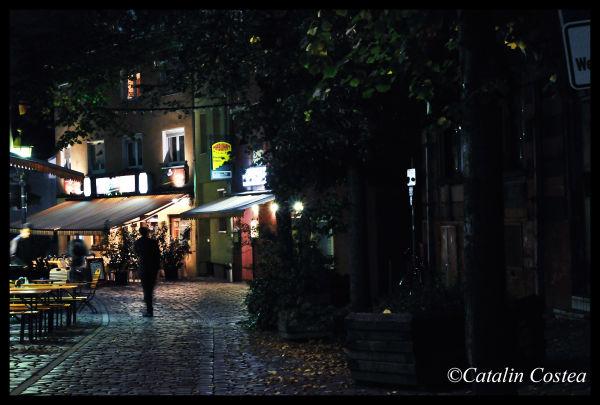 On the streets of Frankfurt - Mabuhay