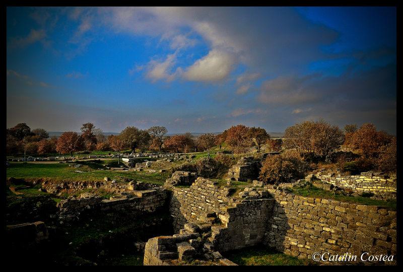 Troia - Troia, Turkey