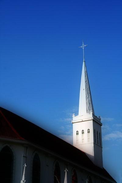 orton effect on church cross