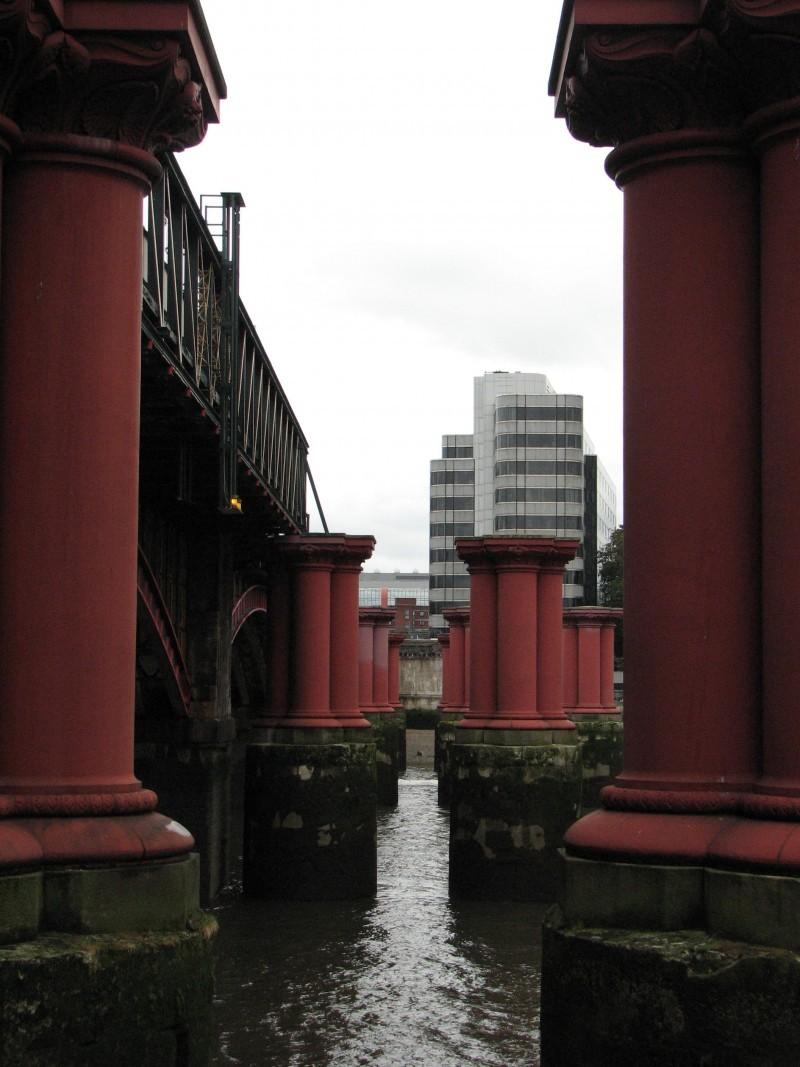 Bridge to be...