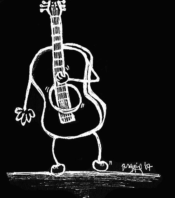 Singing Guitar