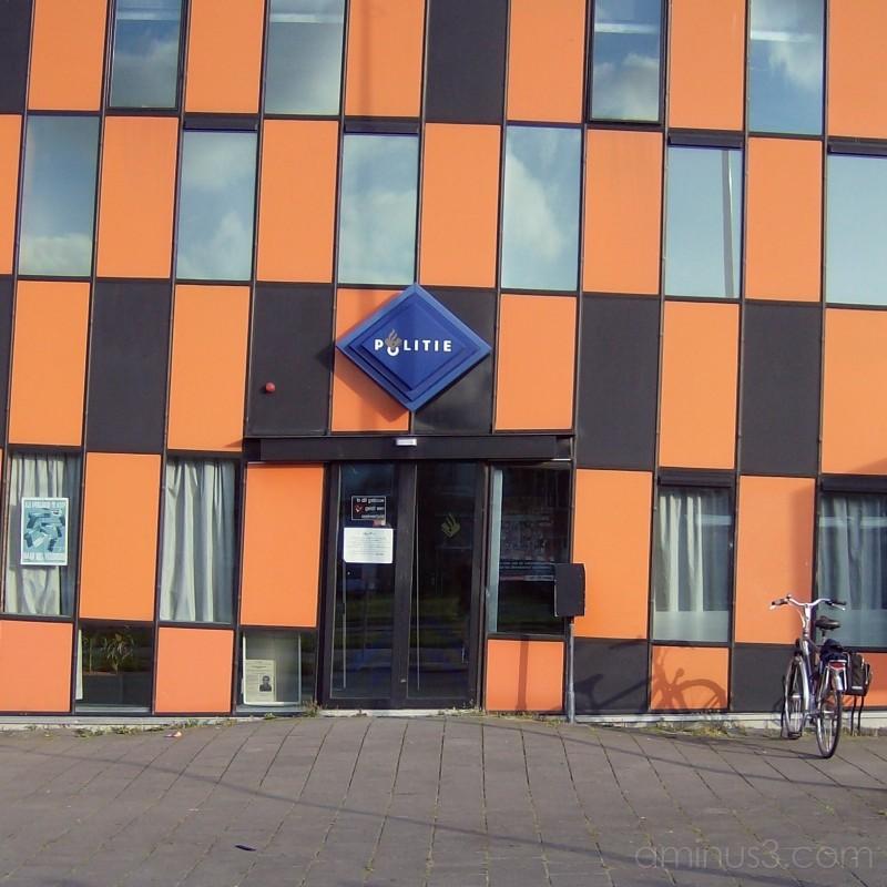 Leeuwarden police station