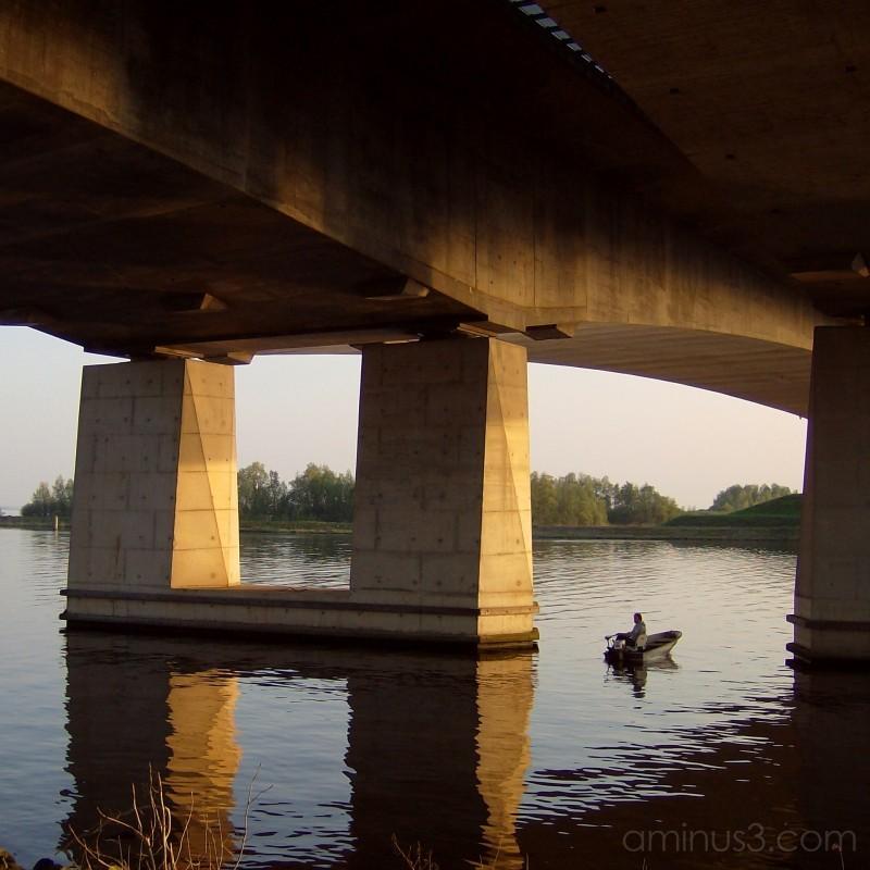 bridge Gooimeer brug