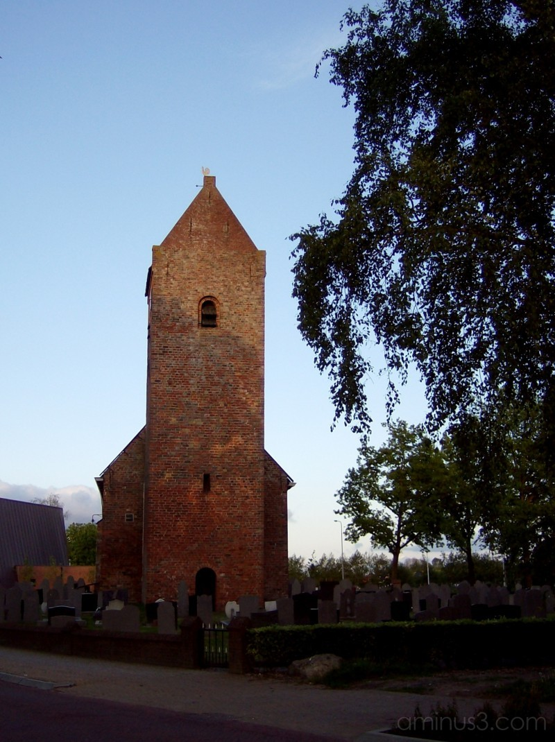 church tower (Zwaagwesteinde)