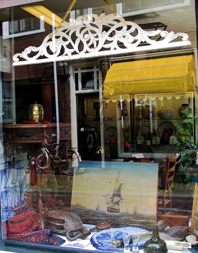 antique shop Leeuwarden