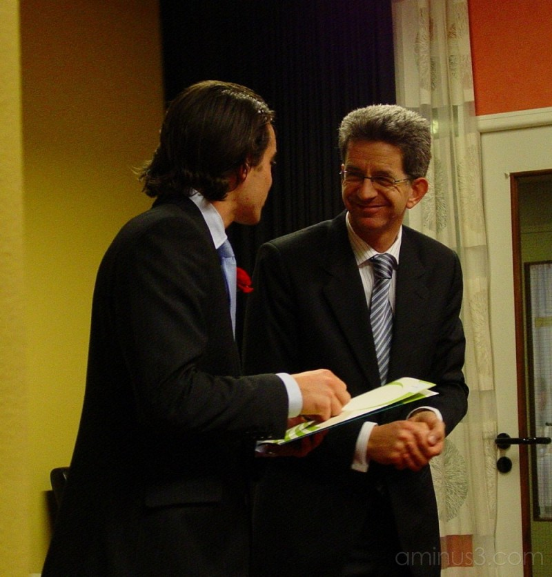 You just Received the Diploma - Leeuwarden 2