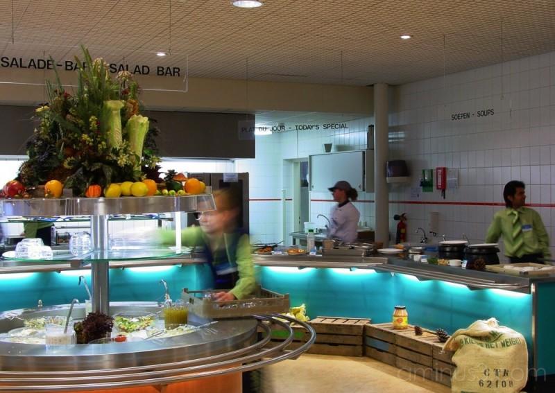 Hotel School#5: Salle à Manger