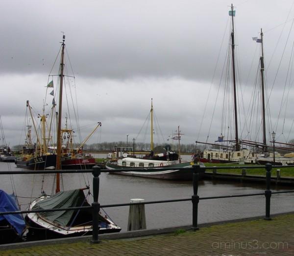 Lauwersmeer #4: Zoutkamp
