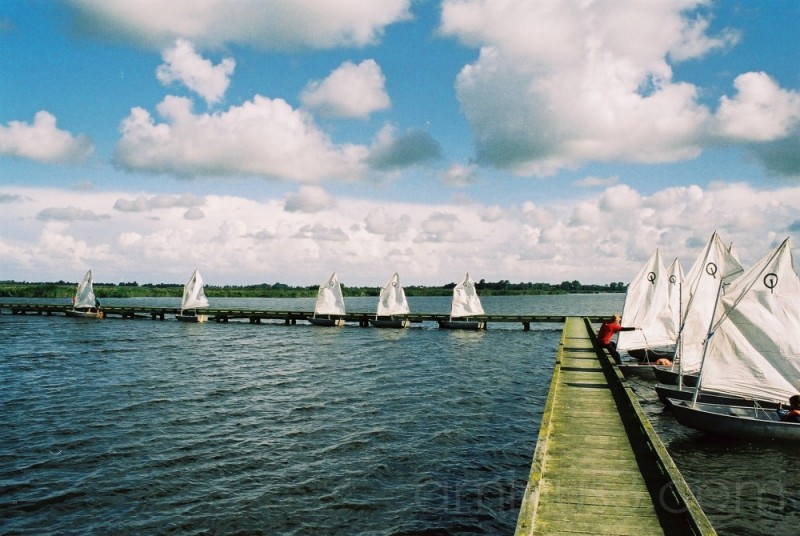Sail class #1: the boats are ready