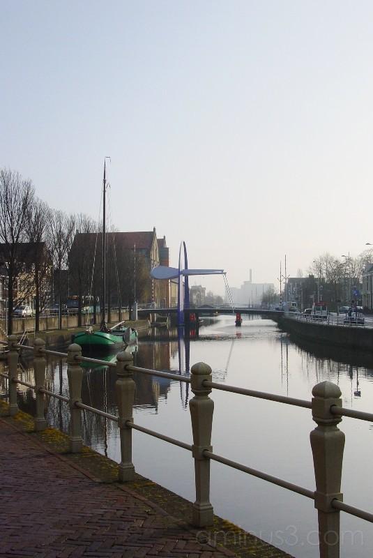Leeuwarden III #2: draw bridge