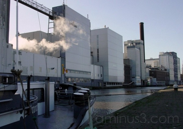Leeuwarden III #4: Flour and dairy factories