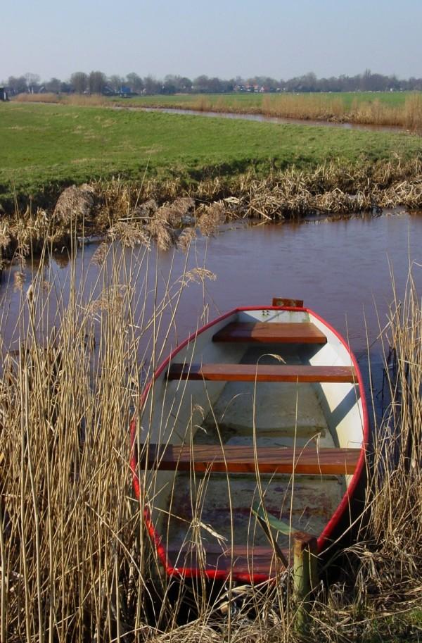 Hurdegaryp: Waiting for Fishing Weather