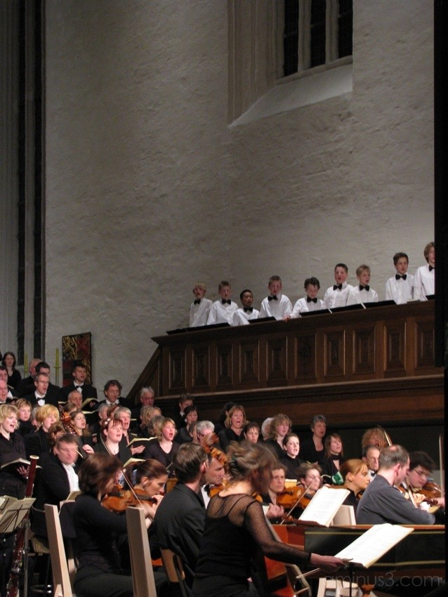 Matthew Passion 2: The Story of the Itching Nose