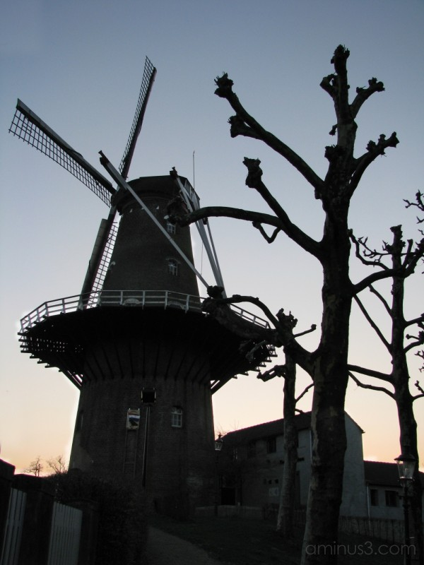 Ravenstein Windmill