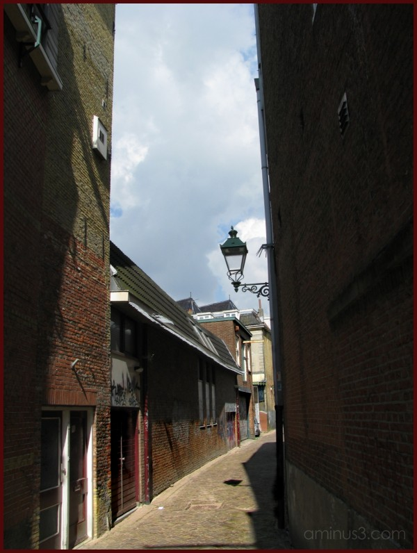 Leeuwarden Alley