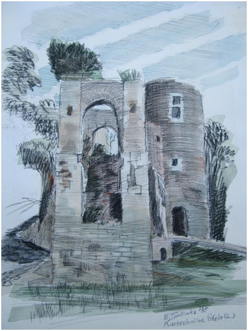 Stein Castle Ruin