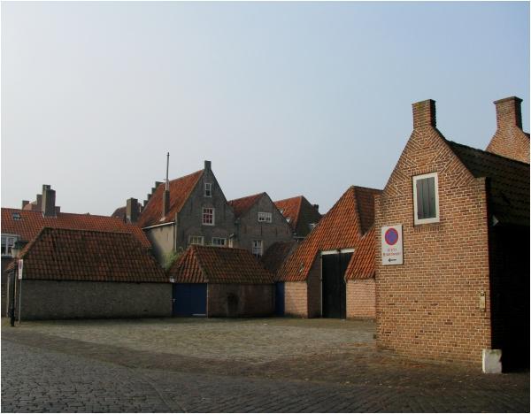 Heusden, firebrigade garage #2