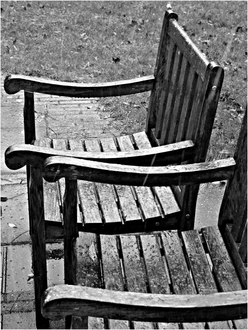 Garden Chairs in Hail