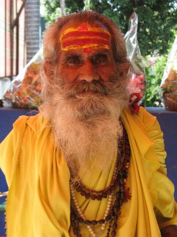 THE INDIAN SADHU
