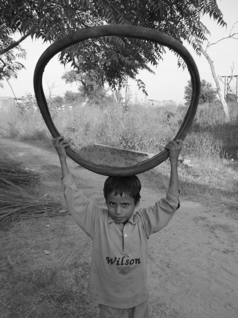 TYRE ON THE HEAD