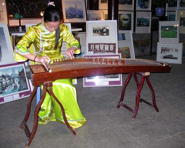 The Zheng Player