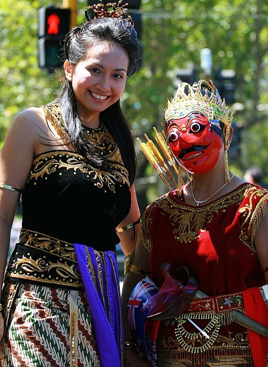 Two Balinese